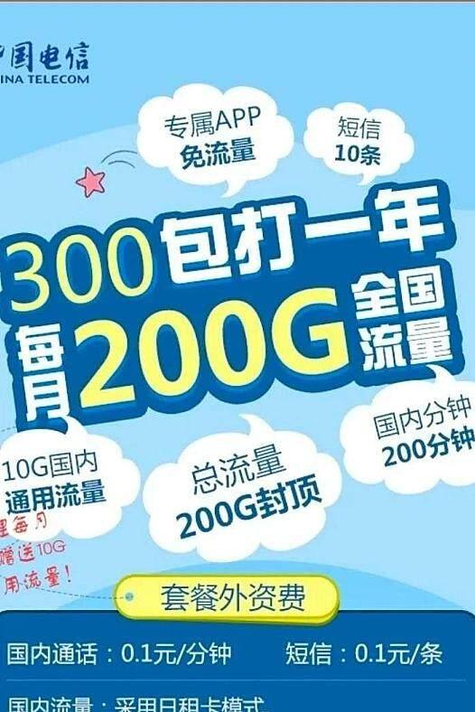 2020年北京电信校园卡300打一年问题集锦